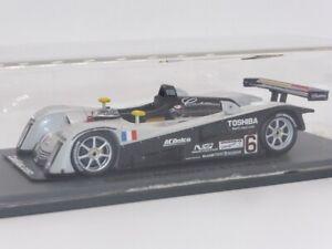 Spark Models Cadillac Northstar No 6 Le Mans 2001 Boxed