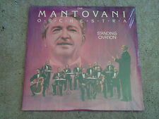 Mantovani Mantovani Orchestra Standing Ovation STILL SEALED 2 LP Set