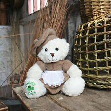 Molly - The Irish Weaver - Charming Irish Dressed Teddy Bear by Paddy Pals