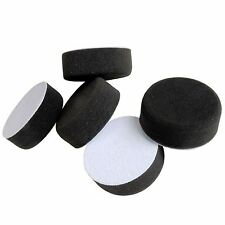Fast Mover FMT6067 Soft Polishing Foam Pads Round 75mm Velcro 30mm Thick Pack x5