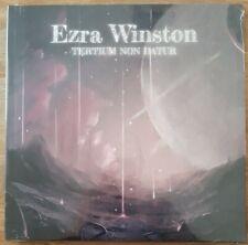 Lp Ezra Winston – Tertium non datur Nuovo copertina segnata DeAgostini