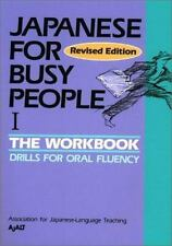 Japanese for Busy People I: Workbook (Japanese for Busy People)
