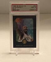 1995-96 Skybox E-XL Blue Kevin Garnett #49 Rookie Card Graded PSA 9 Mint RC KG
