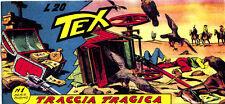 Tex  11° serie  Rubino  ristampa completa di 18 albi