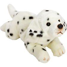 Suki Yomiko Classics Medium Plush Life Like Dalmatian Resting Dog Teddy Gift