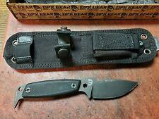 DPX GEAR- HEST II ASSAULT-TACTICAL KNIFE AND FACTORY SHEATH-NEW