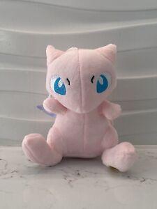 Mew Pokemon Soft Plush Toy Cotton Stuffed Animal Children Plush Doll
