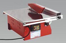 Sealey Tools Tile Cutter 180mm 230v