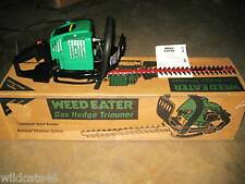 """POULAN CRAFTSMAN WEEDEATER GAS HEDGE TRIMMER # GHT225 w/ 22"""" BLADE  HEDGE MASTER"""