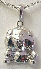 VERY CUTE!  .925 Sterling Silver Charm ~Piggy - Pig ~ C198