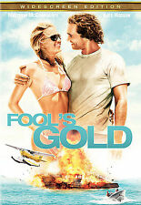 Fools Gold (DVD, 2008, Widescreen)-New Sealed