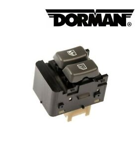 1PCS Dorman Front L Power Window Switch Fit Chevy Express 1500, Express 2500...