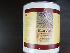 BORMA Holz 2000 HOLZWURMTOD- Holzwurmfrei - Holzwurmex im 5000 ml Gebinde