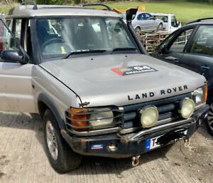 land rover discovery 2 td5 breaking