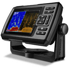 Garmin STRIKER™ 5cv Fishfinder w/77/200kHz/ClearVü - 4-Pin Transducer