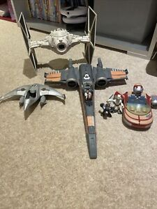 vintage star wars job lot bundle