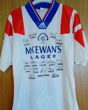 More details for rangers fc shirt, excellent condition, size is medium mens