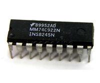 10PCS IC MM74C922N MM74C922 DIP-18 FSC ENCODER 16-KEY