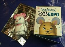 """D23 EXPO 2015 ARISTOCATS 45TH ANNIVERSARY VINYLMATION 3"""" MARIE SOLD OUT LE 1500"""