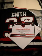 KEVIN SMITH SIGNATURE SERIES MONROEVILLE ZOMBIES JERSEY 3XL W/COA FREE SHIPPING