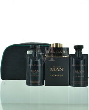 Bvlgari Man In Black Eau De Parfum Gift Set 4 Piece Set This Set Includes An ...