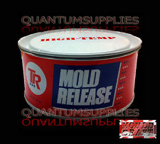 TR 08 Basic Mould release Wax for new Moulds Mold Release wax 400g fibreglass