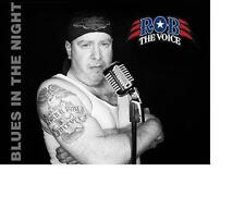 ROB the voice - BLUES IN THE NIGHT / Robert Steiner