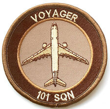 RAF No.101 Desert Voyager Squadron Royal Air Force Military Embroidered Patch