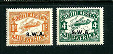 Stamps - South West Africa 1930 Air Mail Set first printing MLH