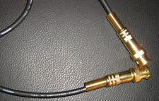 MOGAMI W 2964 CAVO DIGITALE 75ohm  AUDIO VIDEO  CONNETTORI BNC GOLD 1 METRO
