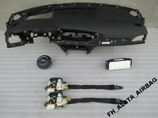 AUDI A6 4G HEAD UP black Dashboard Armaturenbrett m. Airbag AirbagSatz Airbag