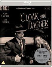Cloak and Dagger The Masters of Cinema Series & Region B Blu-ray DVD