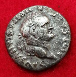 Super Denarius of Vespasian