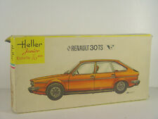 Renault 30 TS - Heller Bausatz 1:43 - 196 #E - gebr.