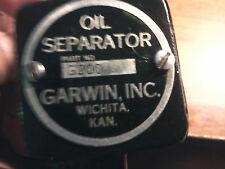 Used Garwin G200 oil separator