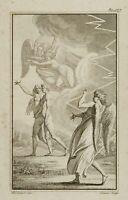 CLEMENS, ABILDGAARD, Illust. Zu Johannes Ewalds Adam und Eva, 1780, Kupfer