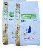 2x9kg Royal Canin Urinary UMC 34 S/O Moderate Calorie