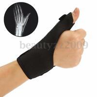 Medical Wrist Thumb Hand Spica Splint Support Brace Stabiliser Sprain Arthritis