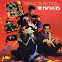 THE PLAYMATES - HAVING A FUN TIME WITH USED - VERY GOOD CD
