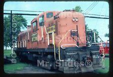 Original Slide United Railway Supply Ex Reading ALCO RS3 115 In 1977