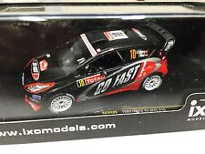 FORD FIESTA RS WRC #10 SOLBERG 2012 IXO RALLY 1:43 DIECAST-CAR-MODEL RAM495