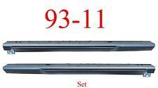 93 11 Ranger 2 Dr Extended Cab Extended Rocker Set Panel Ford 1993-103 1993-104