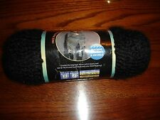Lion Brand Yarn Homespun Acrylic NEW 6 oz 373 black 1 skein