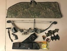 Compound bow, arrows and accessories
