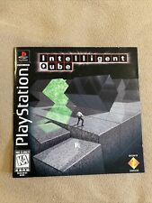 Intelligent Qube (Sony PlayStation 1, 1997) PS1 - Manual Only