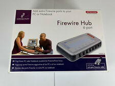 Sitecom Connectivity 6 Port Firewire Hub PC Or Notebook FW-009 Boxed