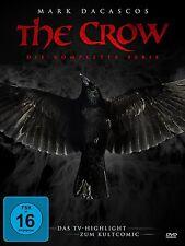 The Crow complete TV series - Mark Dacascos  6DVDs-  Region 2/UK