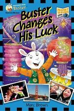 NEW - Postcards From Buster: Buster Changes His Luck (L3): First Reader Series