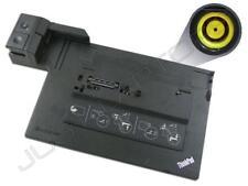 IBM Lenovo ThinkPad W510 W520 W530 T520i T410si Docking Station Port Replicator
