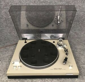 Vintage Sony PS-3300 Direct Drive Stereo Turntable System In Mint Condition!